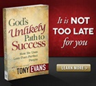 God's Unlikely Path to Success Book