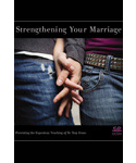 Strengthening Your Marriage CD Series