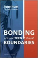 """Bonding with Your Teen through Boundaries"""