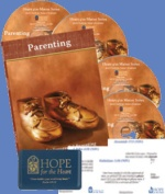 """Heart of the Matter series on... Parenting"" Book & Audio Set"