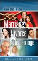 """The Bible On Marriage, Divorce, & Remarriage"" Book"