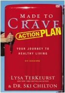"""Made to Crave"" Action Plan DVD and Participants Guide Bundle"