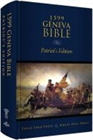 1599 Geneva Bible - Patriot's Edition (hardback)