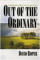 """Out of the Ordinary"" Book"