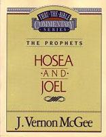 Commentary #27 - Hosea & Joel
