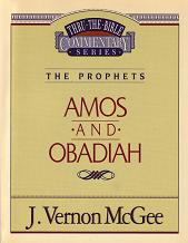 Commentary &amp;#35;28 - Amos &amp;#38; Obadiah