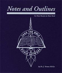 Set of 2 Binders Including Complete Set of Notes & Outlines