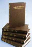 Set of 5 Volumes (without index)