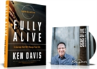 &amp;#34;Fully Alive&amp;#34; Book &amp;#43; Bonus DVD