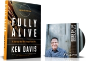 """Fully Alive"" Book + Bonus DVD"