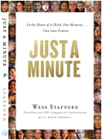 """Just A Minute"" Book"