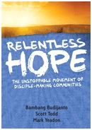 """Relentless Hope"" Book"