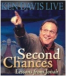 """Second Chances: Lessons from Jonah"" CD"