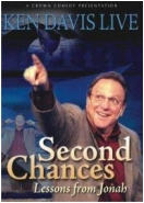 &amp;#34;Second Chances&amp;#58; Lessons from Jonah&amp;#34; DVD