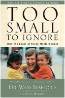 """Too Small to Ignore"" Book"