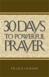 30 Days to Powerful Prayer