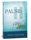 PAUSE: Resting in God Instead of Stressing Out
