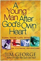 """A Young Man After God's Own Heart"" Book"