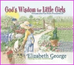 """God's Wisdom for Little Girls"" Book"