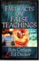 Fast Facts on False Teachings - Book