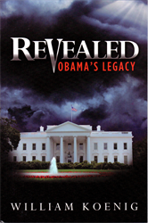 Revealed - Obama's Legacy - BOOK