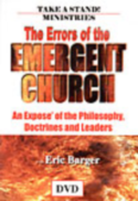 THE ERRORS OF THE EMERGENT CHURCH