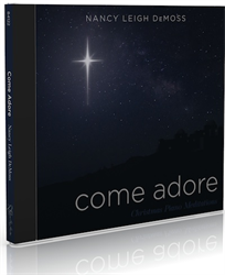 Come Adore Christmas CD