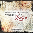 Words of Love CD (Readings from the Scriptures)