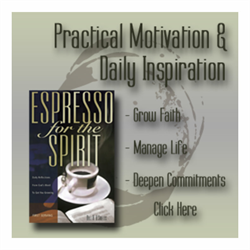 Espresso For The Spirit: First Serving