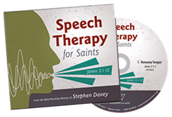 Speech Therapy for Saints