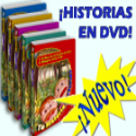 ¡Ahora usted puede comprar las historias en DVD!