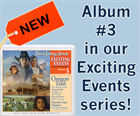 "New! ""EXCITING EVENTS"" Volume 3 CD Album"