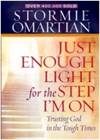"""Just Enough Light for the Step I'm On"" Book"
