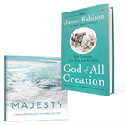 Majesty Gift Book and God of All Creation