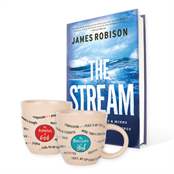 The Stream and The Promises of God Mugs