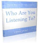 &amp;#34;Who are You Listening To&amp;#63;&amp;#34; CD Series