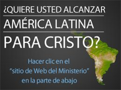 Latino America Para Cristo