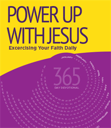 Power Up With Jesus Devotional
