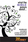 What the Bible says about Marriage, Divorce, Living Together and Homosexuality booklet