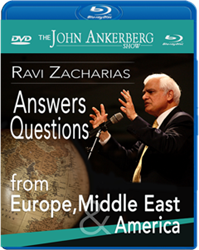 Ravi Zacharias Answers Questions from Europe, the Middle East and America