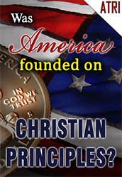 Was America Founded on Christian Principles&amp;#63;