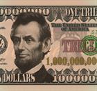 Lincoln Trillion Bill