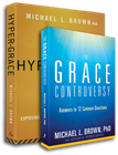 *SPECIAL* GET DR. BROWN'S GRACE RESOURCE BUNDLE: 2 BOOKS, 1 DVD, & 1 CD (POSTAGE PAID!)