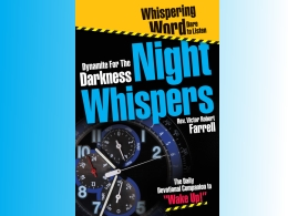 Night Whispers Devotional