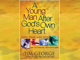 &quot;A Young Man After Gods Own Heart&quot; Book