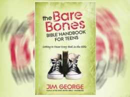 """The Bare Bones Bible Handbook for Teens"" Book"