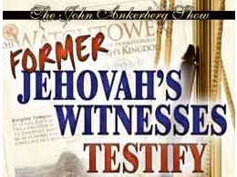 Former Jehova&#39;s Witnesses Testify