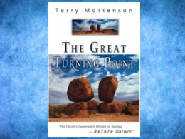 """The Great Turning Point"" Book"