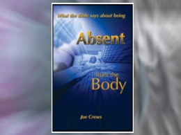 """Absent from the Body"" Book"