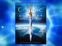 Cosmic Conflict DVD